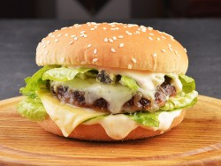 Бургер Чотири сира з доставкою додому